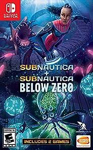 Subnautica + Subnautica: Below Zero - Bundle Edition - Nintendo Switch