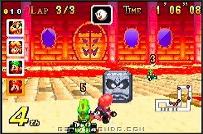 Mario Kart: Super Circuit by Nintendo (Image #5)
