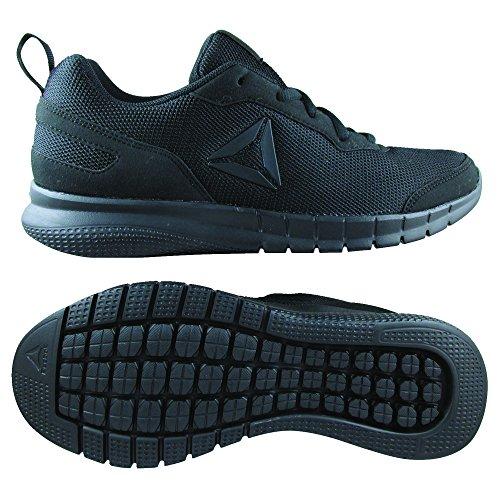 Femme Chaussures Reebok Noir black 000 Swiftway De Run Ad Fitness qWfTB