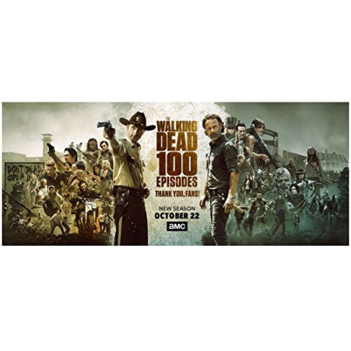 - Andrew Lincoln 8 Inch x 10 Inch PHOTOGRAPH The Walking Dead (TV Series 2010 - )
