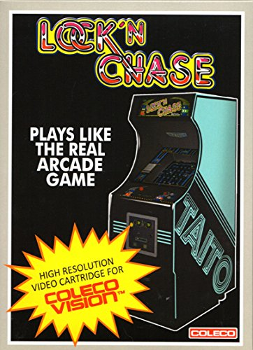 LOCK 'n CHASE, COLECOVISION