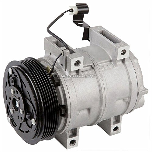 Ac Compressor S40 Volvo - AC Compressor & A/C Clutch For Volvo C70 S70 V70 V40 S40 - BuyAutoParts 60-01591NA New
