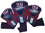 NFL New York Giants 3 Pack Contour Fit Headcover