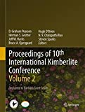 img - for Proceedings of 10th International Kimberlite Conference: Volume 2 book / textbook / text book