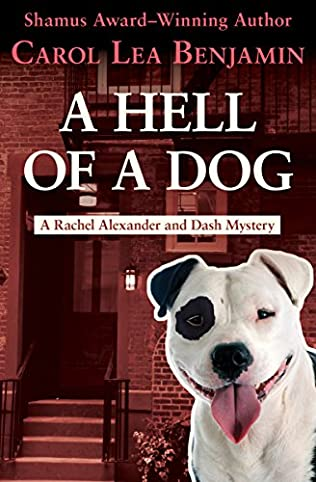 book cover of A Hell of a Dog