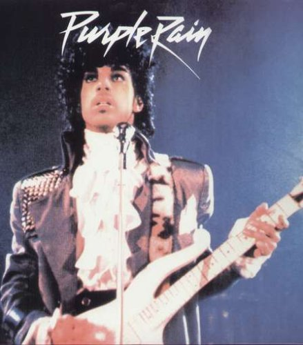 Original album cover of Purple Rain [Vinyl] by Prince