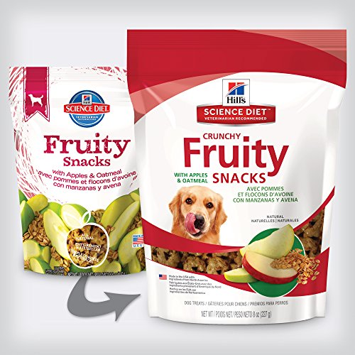 Hills-Science-Diet-8-oz-Crunchy-Fruity-Snacks-with-Apples-and-Oatmeal-Dog-Treat-Medium