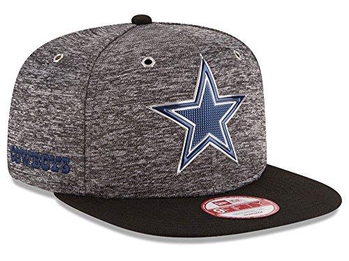 New Era et NFL Draft 9Fifty Flatbill Snapback Cap ~ Dallas Cowboys