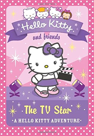 book cover of The TV Star