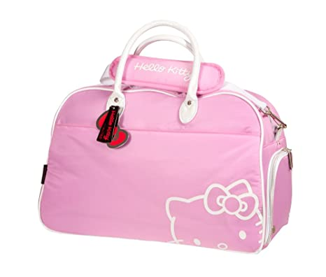 Image Unavailable. Image not available for. Color  Hello Kitty Couture  Duffle Bag 5d6e727b8e