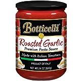 Botticelli Foods Roasted Garlic Sauce 24 oz