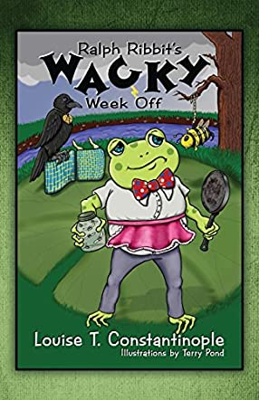 Ralph Ribbit's Wacky Week Off
