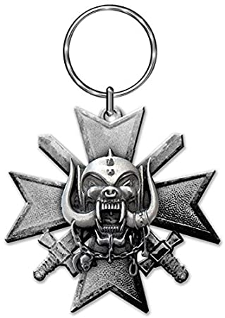 Motorhead Bad Magic Keychain