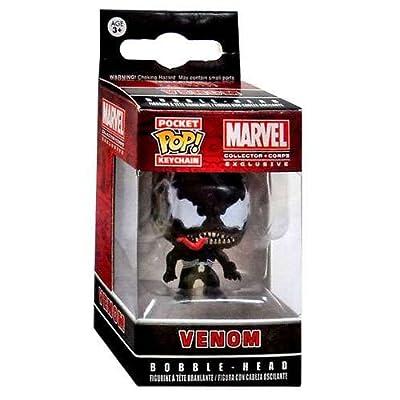 2015 October's Marvel Pocket POP Keychain Venom by FunKo