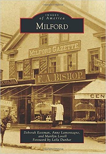 Milford (Images of America (Arcadia Publishing))