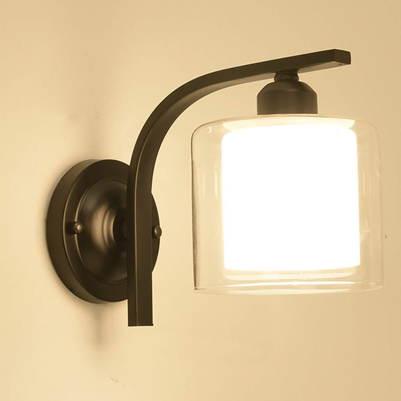 Wandlampe Schlafzimmer Nachttischlampe Innensteg, F.