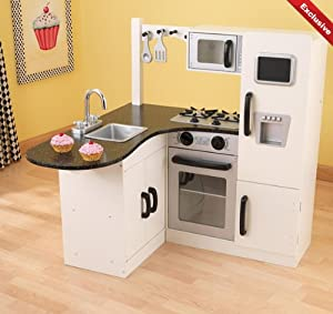 Marvelous Kidkraft Chefu0027s Corner Play Kitchen 53278