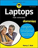 Laptops For Seniors For Dummies, 5th Edition Front Cover