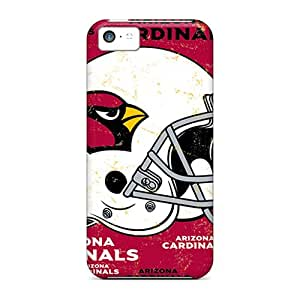 Iphone 5c Irb11203JkAk Provide Private Custom High-definition Arizona Cardinals Skin Anti-Scratch Hard Cell-phone Cases -SherriFakhry