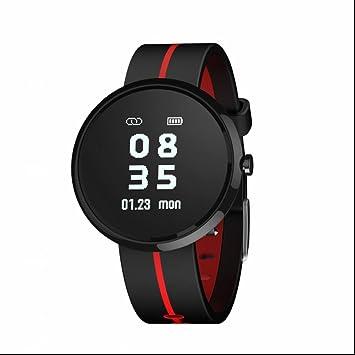 Montre Connectée,Bracelet Connecté Fitness Tracker dActivité Montre Cardio Sport avec Podomètre Compteur
