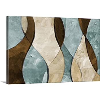 Brown Canvas Wall Art