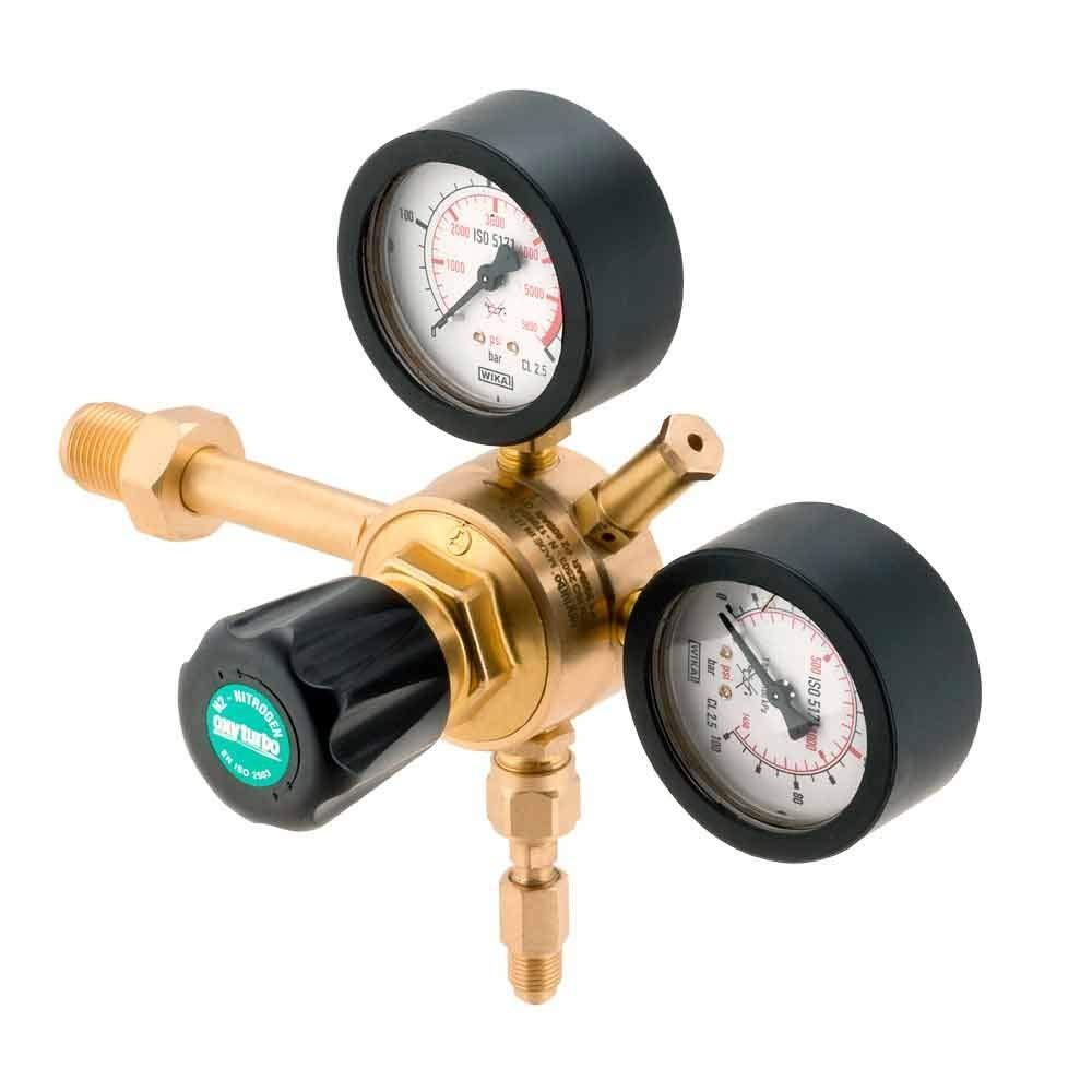 Oxyturbo-Maxymum- Reductor de presión de nitrógeno 60 bar ...