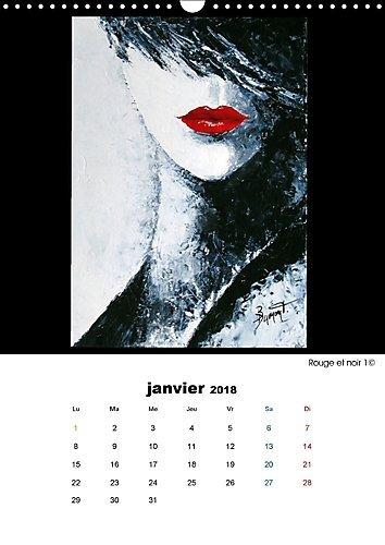 L'Art Et Les Femmes 2018: Les Femmes Dans L'art (Calvendo Art) (French Edition) by Calvendo Verlag GmbH