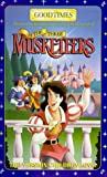 The Three Musketeers (Golden Films) [VHS]