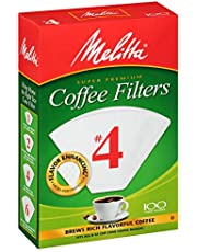 Melitta 6124#2 Cone PA2-4 Filter Paper