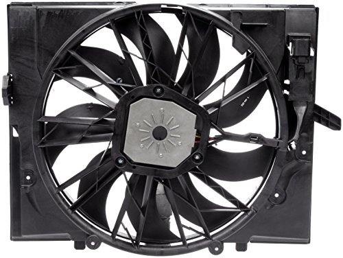 Price comparison product image Dorman 621-211 Radiator Fan Assembly for BMW