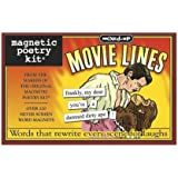 Magnetic Poetry Mixed-Up Movie Lines