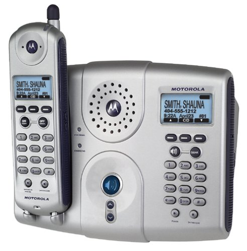 Motorola MD671 5.8GHz Cordless Speakerphone/Caller - Cordless Ghz 5.8 Speakerphone