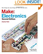 #4: Make: Electronics: Learning Through Discovery