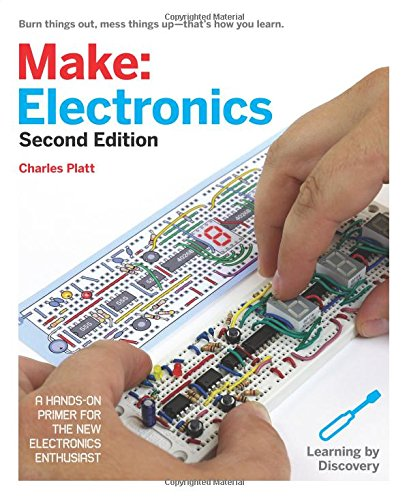 Make: Electronics: Learning Through (Learn Electronic)