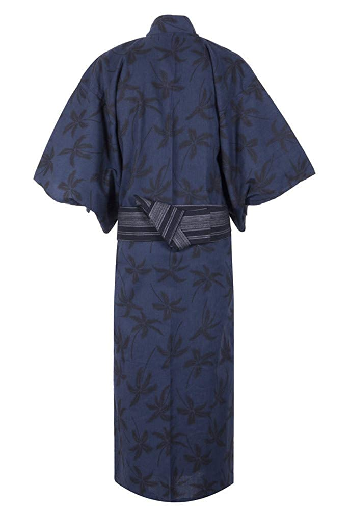 687ffa88e6 Amazon.com  Men s Kimono Robe Long