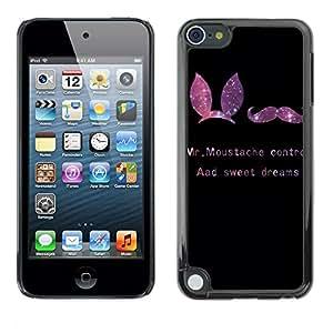 Dragon Case - FOR Apple iPod Touch 5 - have a sweet dream - Caja protectora de pl??stico duro de la cubierta Dise?¡Ào Slim Fit