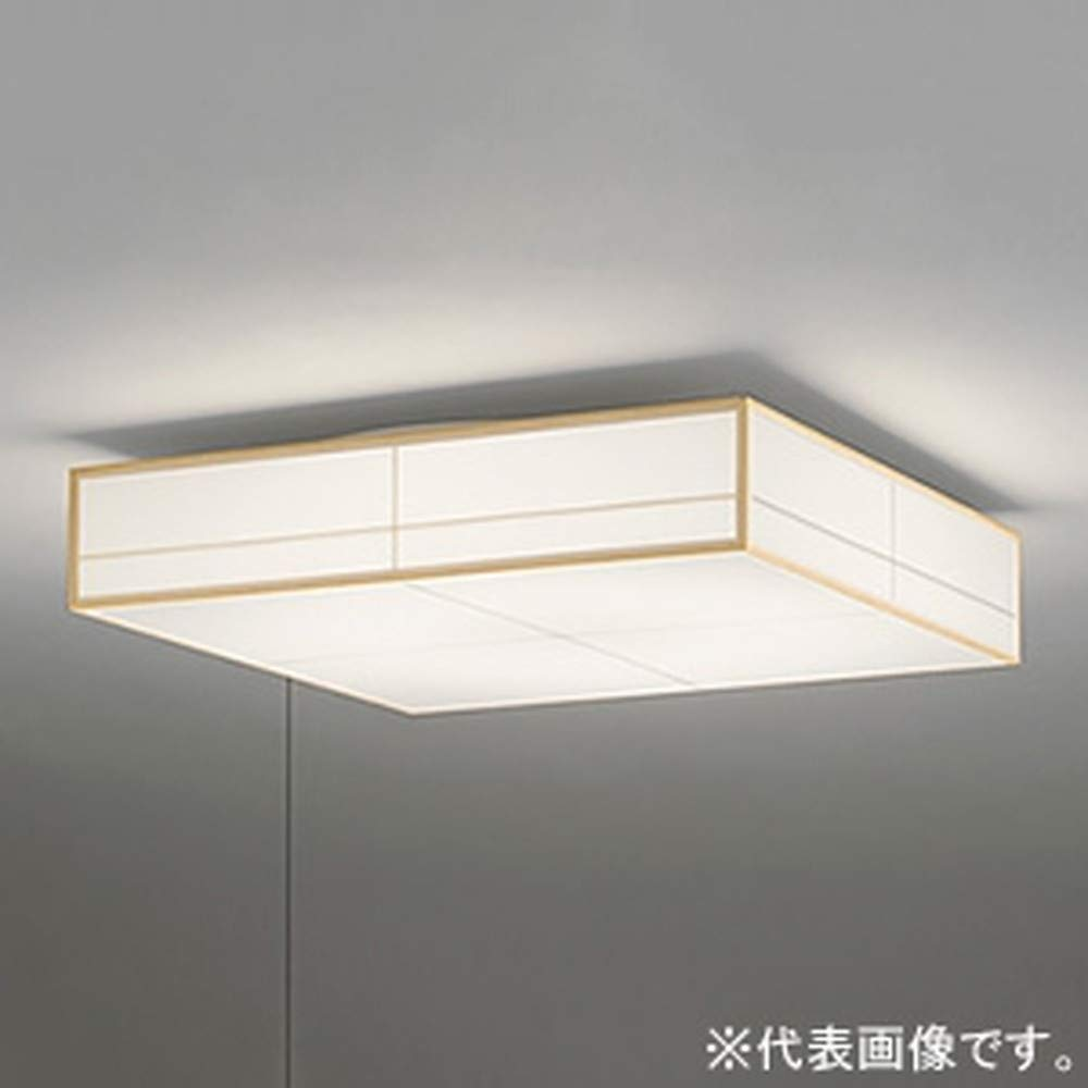 ODELIC(オーデリック) LED和風シーリングライト 【適用畳数:~8畳】 調光タイプ 昼白色:OL291024N B01056P2QA