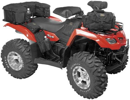 - DUCKS UNLIMITED MAX PACK COMBO ATV STORAGE KIT