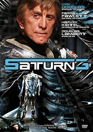 Image result for saturn 3 movie