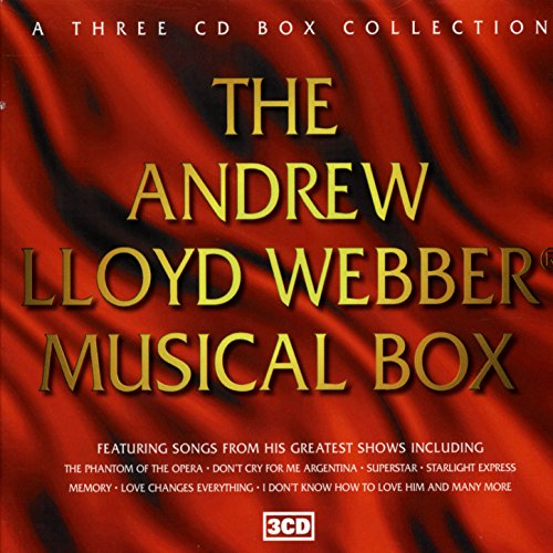 The Andrew Lloyd Webber Musical Box [Clean]