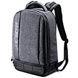 K&F Concept Professional Camera Backpack Large Size Photography Bag for Canon Nikon NEX