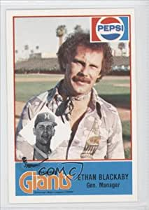 Ethan Blackaby (Baseball Card) 1978 Cramer Pacific Coast League #107
