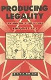 Producing Legality, Marjorie S. Zatz, 0415908574