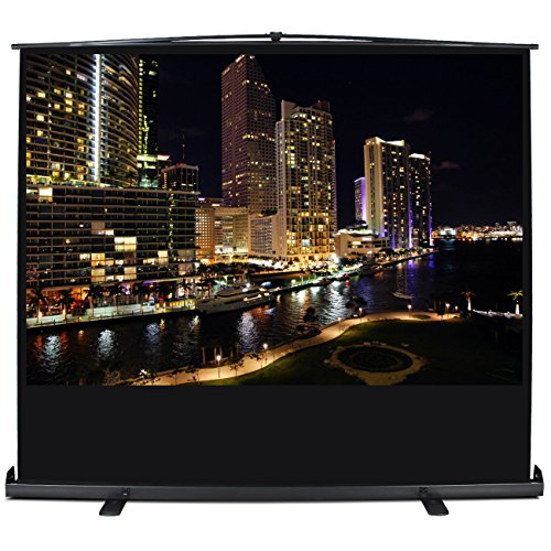 "ARKSEN Pull Up Projector Screen | 72"" Inch 