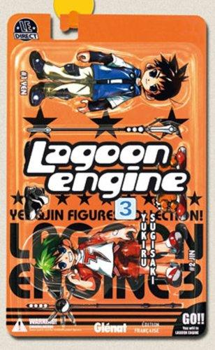 Lagoon Engine, Tome 3