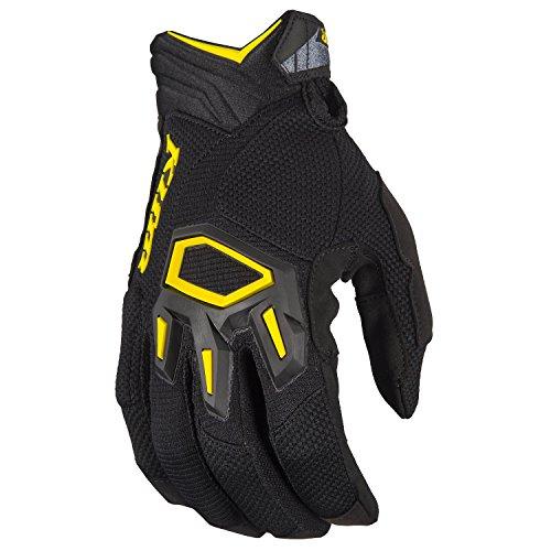 KLIM Dakar Glove LG Black (Klim Motorcycle)