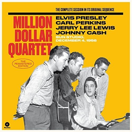 The 5 best million dollar quartet vinyl 2020