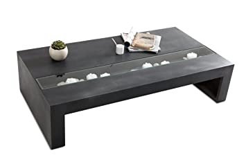 miliboo table basse design bton wilmer