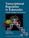 Transcriptional Regulation in Eukaryotes : Concepts, Strategies, and Techniques, Carey, Michael and Smale, Stephen T., 0879695374