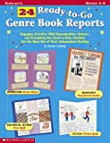24 Ready-to-go Genre Book Reports, Susan Ludwig, 0439234697